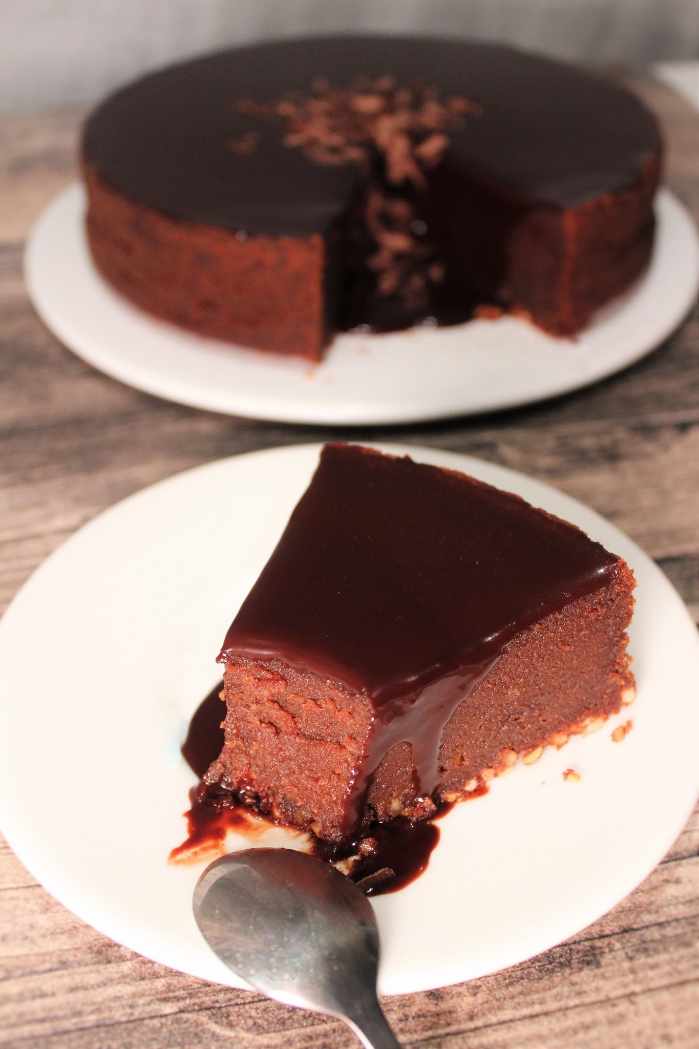 Nutella mud cake