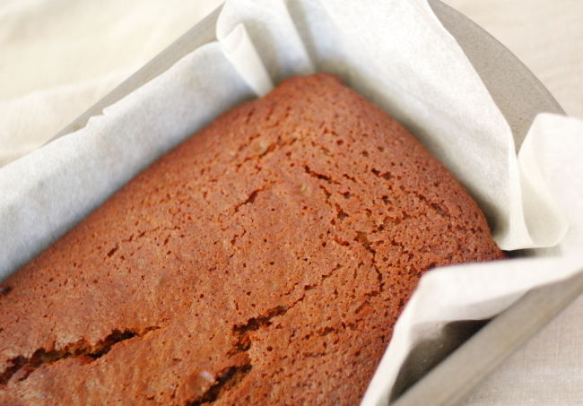 Ginger and Marmalade Loaf Cake Recipe