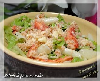 Recettes de entr e froide au crabe mytaste for Entree froide festive