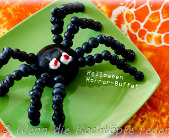 Unser Halloween Horror-Buffet