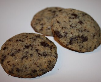 Chocolate chip cookies (LCHF)