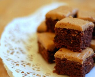 Chocolate chip brownies