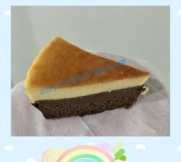 巧克力乳酪蛋糕 Chocolate Cheesecake