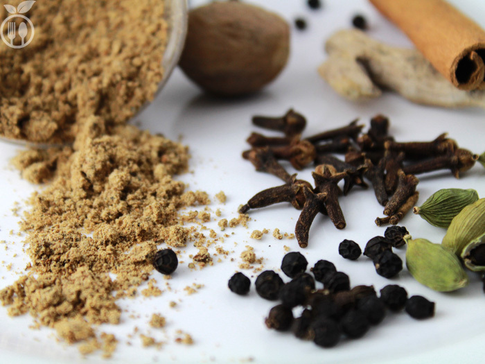 Homemade Tea Masala Powder with 6 Ingredients | Spices for Indian Tea (chai)