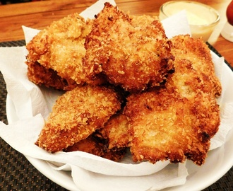 Recipe: Fried buttermilk chicken