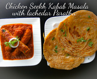 Chicken Seekh Kabab Masala