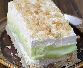 Key Lime Pie Lasagna