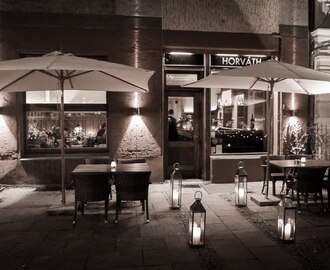 Restaurant Review: Horvath, Berlin
