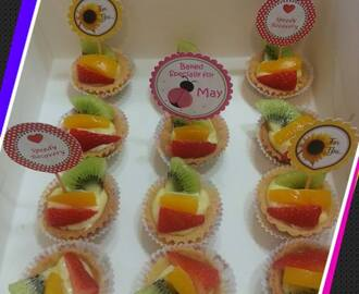 Additional Orders - Fruit Tarts