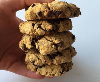 Healthy : cookies aux flocons d'avoine