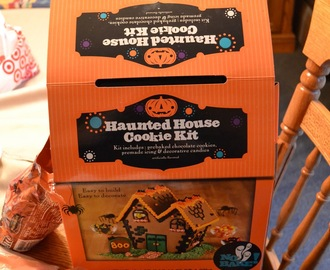 Haunted Gingerbread House Ideas