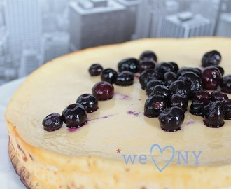 New York Cheesecake and the best NYC memories