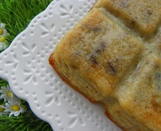 GATEAU DE PAIN PERDU (thermomix)