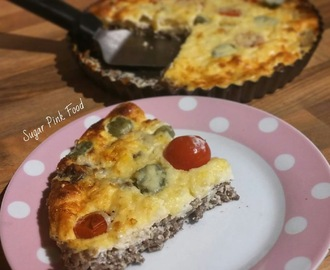 Slimming World Friendly Recipe:- Big Mac Style Quiche