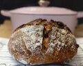 Cranberry Sourdough Bread