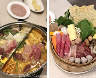 COCA Restaurant, Bangsar Shopping Centre: Contemporary Thai Hotpot (Suki)
