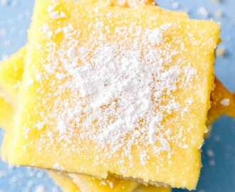 The Best Easy Lemon Bars Recipe