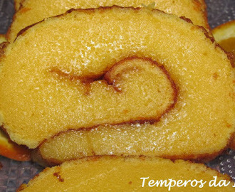 Torta de Laranja do Marco Costa