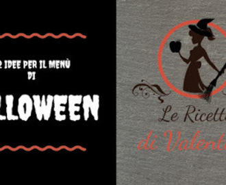 NUOVO VIDEO: le mie 22 ricette a tema Halloween