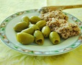 "Le "" mie "" olive all'ascolana"