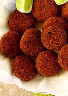 """Mutton Mince Cutlet Recipe..."""