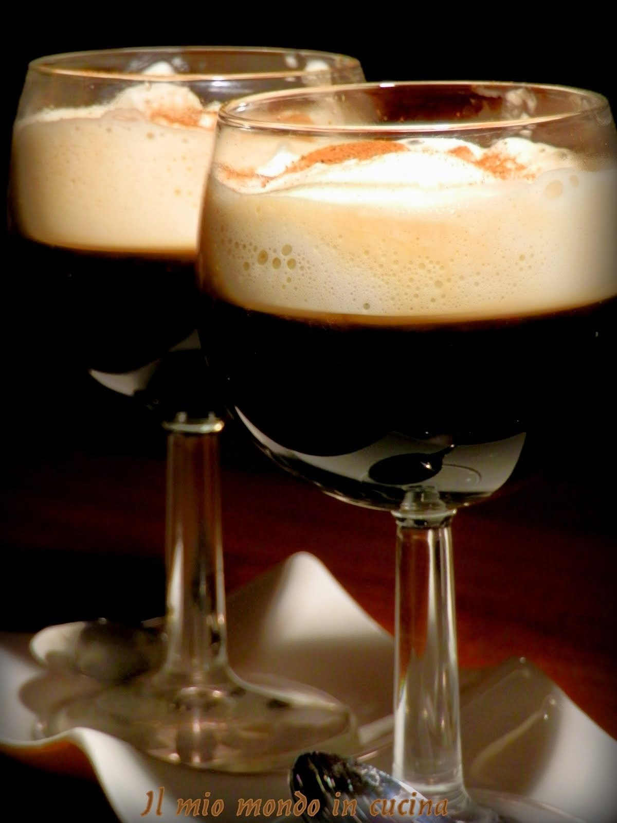 Buon San Valentino : IRISH COFFE