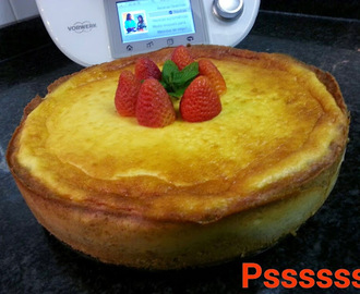 NEW YORK CHEESECAKE EN THERMOMIX