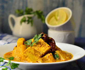 Pineapple Paneer Curry