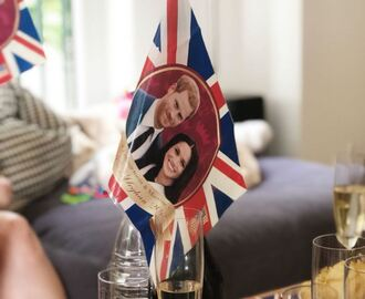 The royal Wedding – Cupcakes