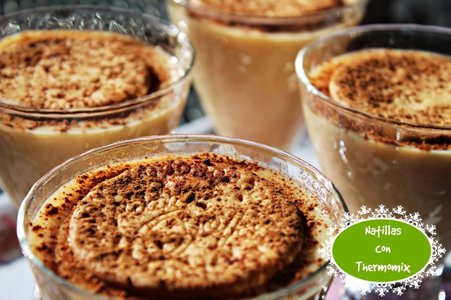 NATILLAS CON THERMOMIX