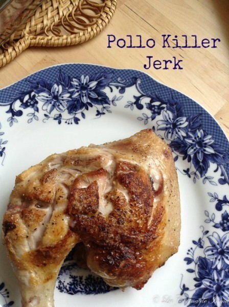 Pollo Killer Jerk de Jamie Oliver