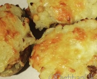 Lentil Shepherds Pie Jackets