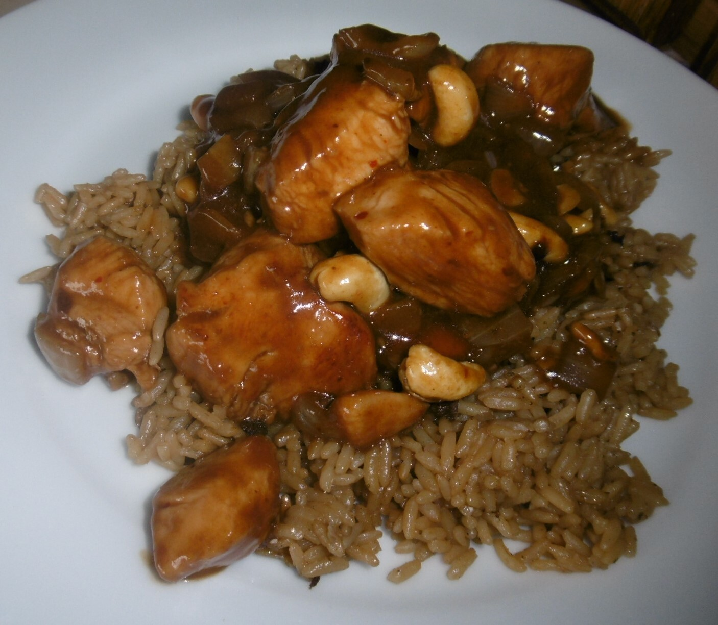 Globecooking recipe : Kung Pao chicken (USA/China)