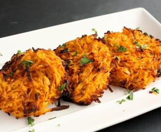 Sweet Potato Rosti