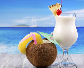 Cocktail: come preparare la pina colada