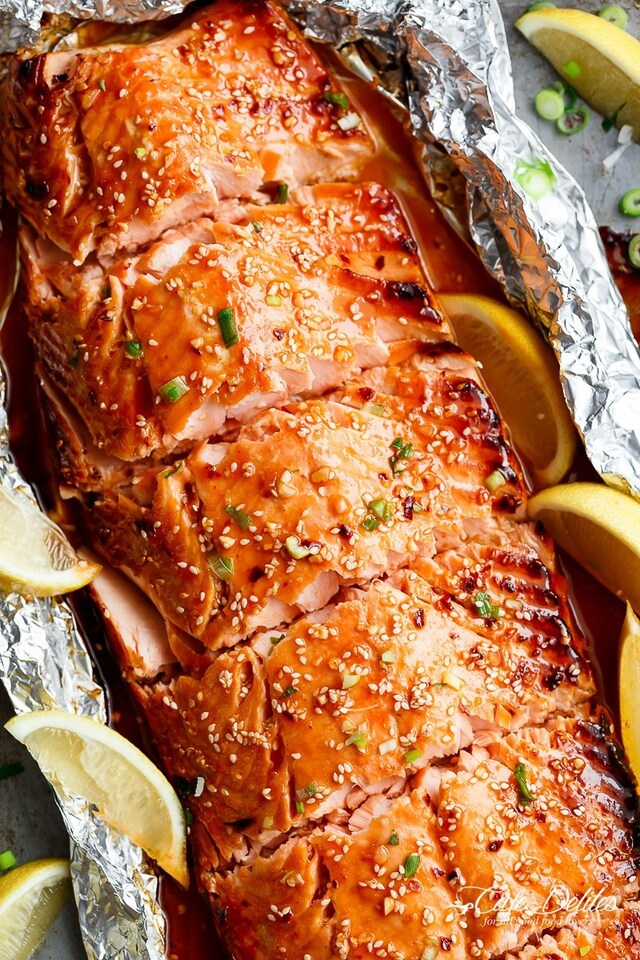Full Recipe Collection salmon