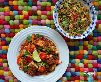 Syn Free Salt & Pepper Tofu | Slimming World