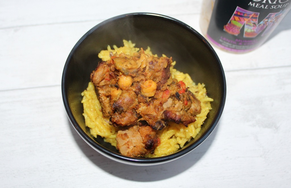 Fakeaway Lamb and Chickpea Curry