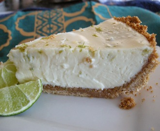 Rosie Makes Lime Pie.