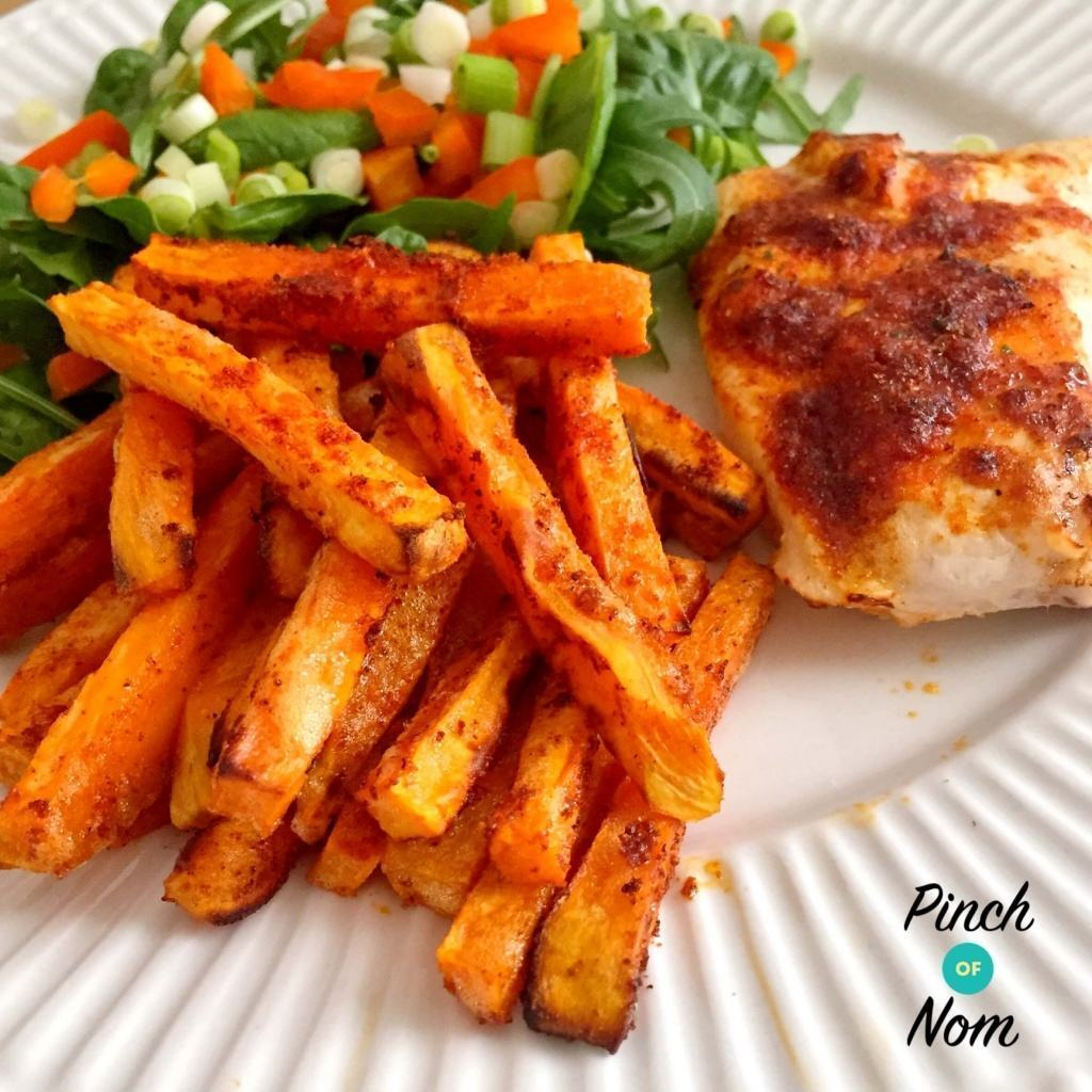 Syn Free Sweet Potato Fries | Slimming World