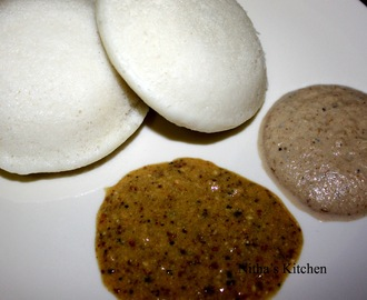 Idli | Dosa Batter | Mixie Version