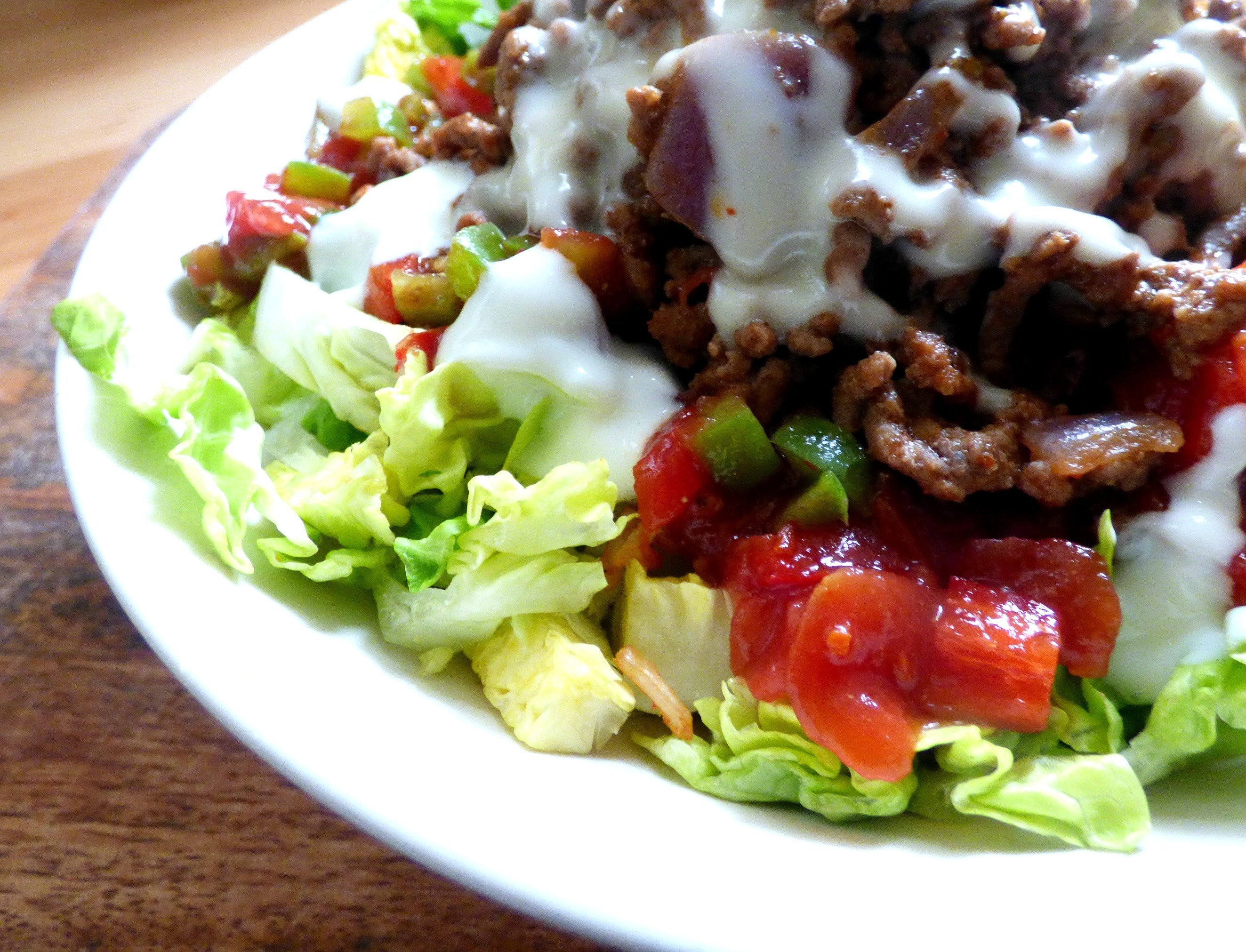 Syn Free Spicy Beef Burrito Bowls
