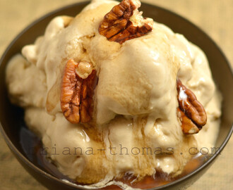 Maple Cookie Ice Cream