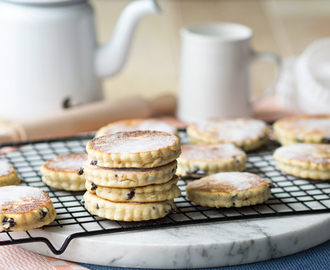 Little Welsh Cakes