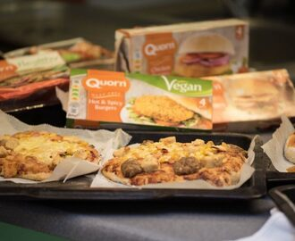 A Kids Cookery Event with Quorn