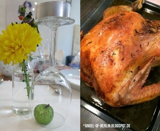 [celebrates...] Thanksgiving - How to prepare the perfekt Turkey and throw the perfect Dinner Party
