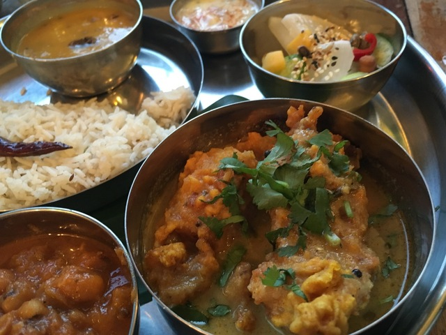 Review: The Thali Cafe, Montpelier, Bristol