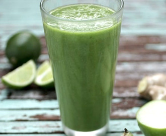 Teresa Cutter's Super Greens Vitality Smoothie