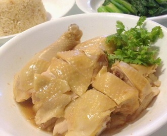 Homemade Chicken Rice