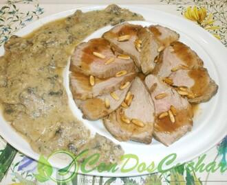 Recetas de champi ones laminados al horno mytaste for Cocinar champinones laminados